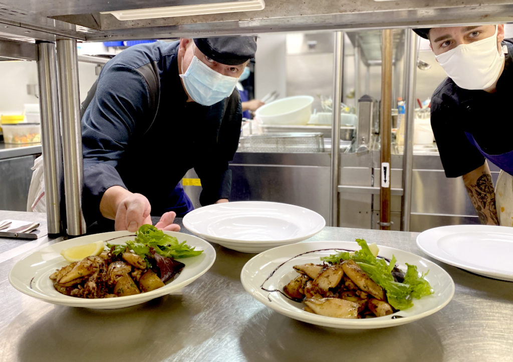 Passe plat cuisine restaurant agen